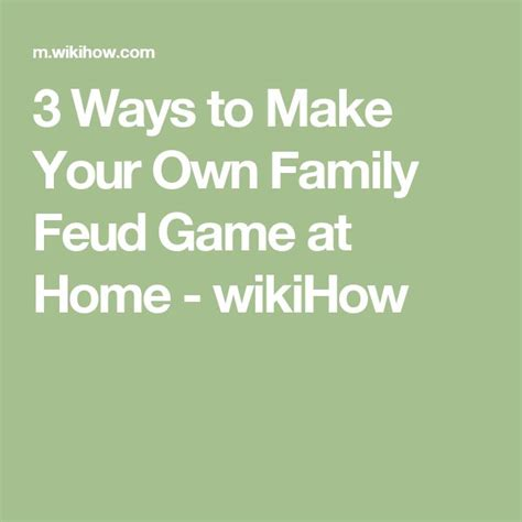 How To Make Your Own Family Feud On Powerpoint 178 Best Images About Board Game Printables On Pinterest