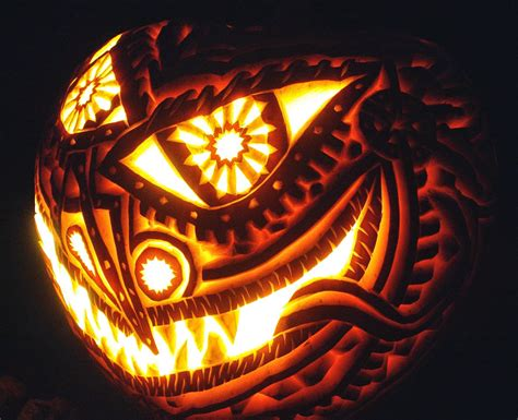 printable halloween pumpkin decorations free printable scary pumpkin carving pattern designs