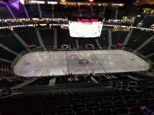 t mobile arena section 222 row p seat 9 los angeles