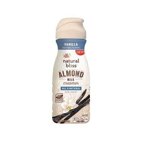 Almond Milk Flavour 500gr Crunchy Peanut shop for bliss vanilla almond milk creamer 16 oz in the pnw smith brothers home delivery