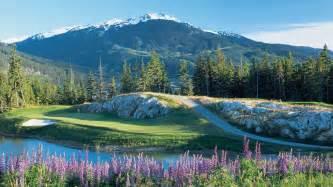 Online Interior Design Courses Whistler Golf Whistler Blackcomb