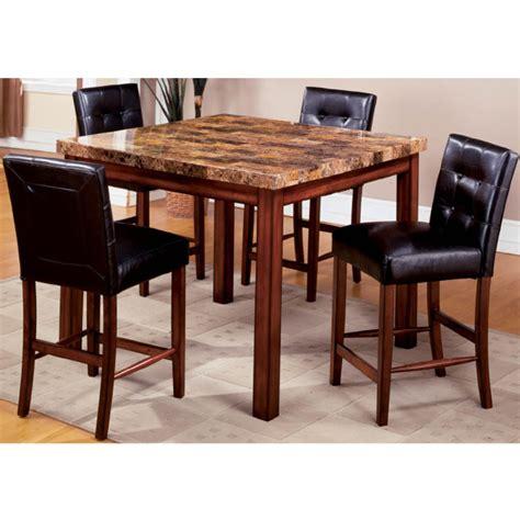 bar dining table set