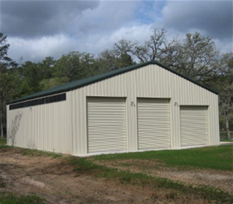 How Much Does A Steel Garage Cost by How Much Does It Cost To Build A Metal Workshop