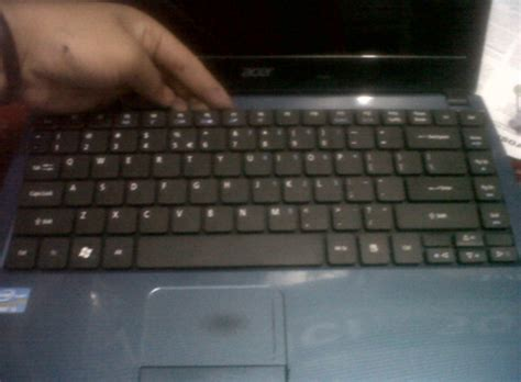 Ganti Keyboard Laptop Acer Cara Ganti Keyboard Laptop Acer 4752 Teknisi