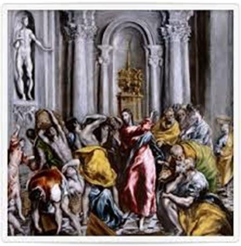 los mercaderes tomo 1 la mirada actual la expulsi 243 n de los mercaderes del templo 1614 de el greco en la iglesia