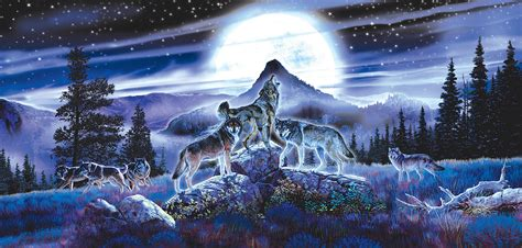 Best Terlaris Puzzle Jigsaw From Tomorrow 100 Pcs Sni wolves jigsaw puzzle puzzlewarehouse