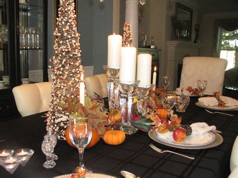 decorating dining room table for thanksgiving thanksgiving fall table decor