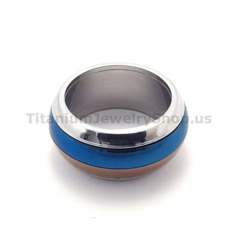 Gelang Titanium 3color three colors titanium ring 19329 titanium jewelry shop