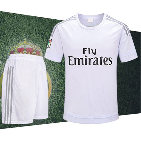 Baju Bola Ronaldo Jersey Sepakbola Real Madrid No 12 Marcelo New Best Buy Indonesia