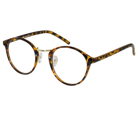 ebe reading glasses bifocal mens womens tortoise anti