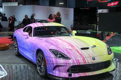 Auto Lackieren Farben by Eine Frage Der Farbe Magazin Von Auto De