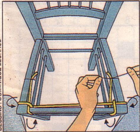 Comment Rempailler Une Chaise rempailler une chaise