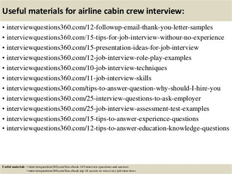 Tell Me About Yourself Cabin Crew by Top 10 Airline Cabin Crew Questions And Answers