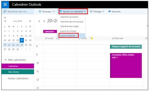 Ajouter Calendrier Partager Des Agendas Entre Outlook Et Gmail Je Me Forme