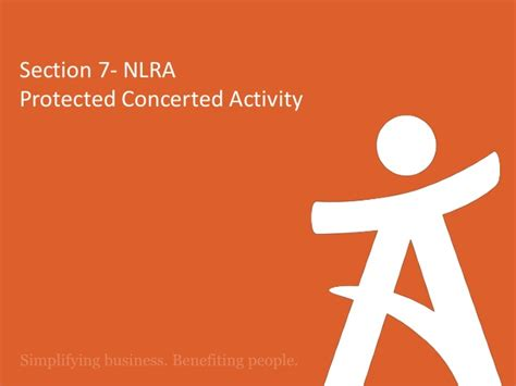 nlra section 7 protected activity recent nlrb rulings and their impact on non union employers