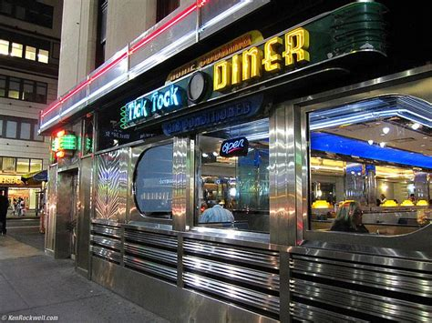 dinner nyc tick tock diner manhattan diners and delis