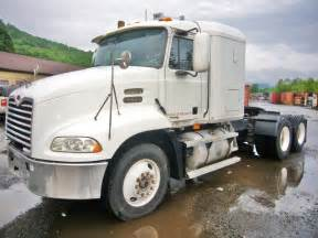 Mack Sleeper Cab For Sale by 2002 Mack Cx613 Tandem Axle Sleeper Cab Tractor For Sale