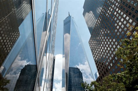 1 World Trade Center 85th Floor - servcorp leases an entire floor of the one world trade center