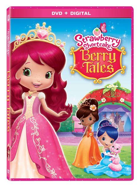 Strawberry Shortcake Giveaways - strawberry shortcake berrytales blu ray dvd giveaway