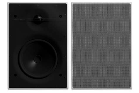 bowers and wilkins cwm362 square in ceiling speaker pair