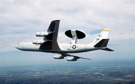 Senter Air Wallpapers E 3 Sentry Awacs Aircraft Wallpapers