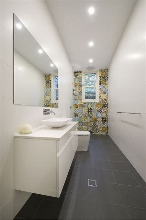 narrow bathroom ideas 25 most brilliant narrow bathroom ideas that ll drop your jaw