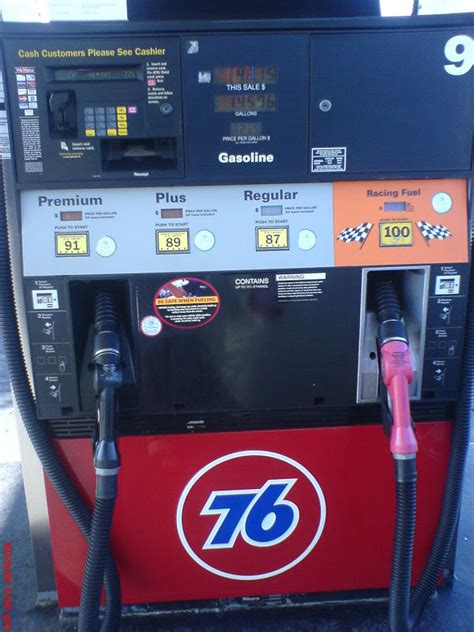 93 octane gas live in california and want 93 octane for the diablo