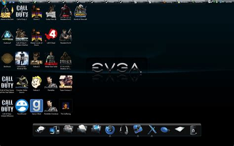 windows 7 desktop themes games gaming desktop 09 by ultimateaoshi on deviantart