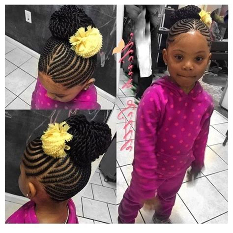 kids toyokalon braiding hair little girl ghana weaving hairstyles screen