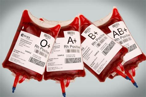 different colors of blood why do humans different blood types 187 science abc