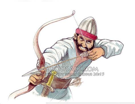 The Warrior The Herod Chronicles a parthian archer