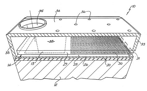 planar integrated circuit planar integrated circuit 28 images patent us4553192 high density planar interconnected