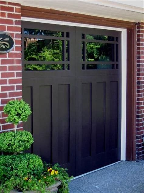 Overhead Door Seattle Wood Garage Doors Garage Doors And Carriage House On