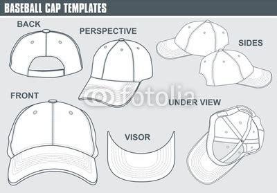 printable paper baseball cap template 19 paper doll baseball cap template images paper
