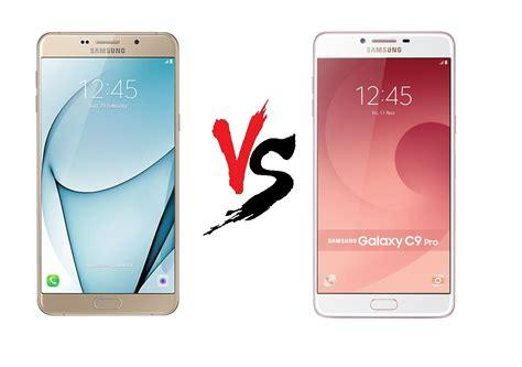 Handphone Samsung Galaxy C9 harga samsung galaxy c9 pro vs galaxy a9 pro spesifikasi dan perbandingan rancah post