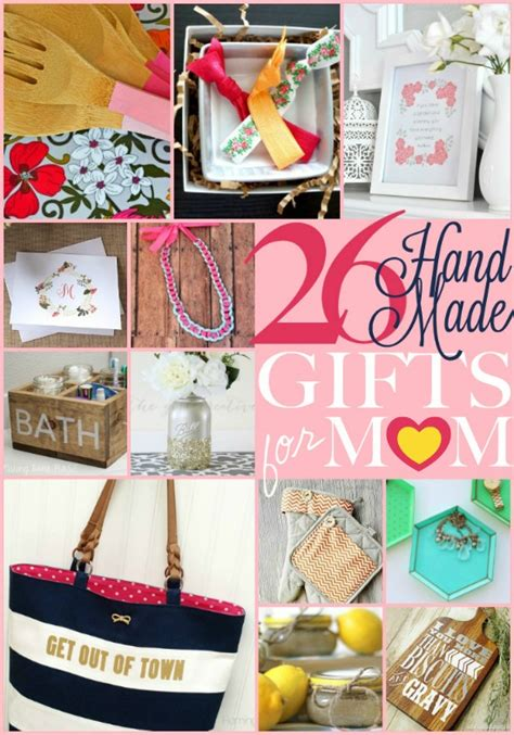 Handmade Gifts For Mothers - 26 handmade gifts for the turquoise home