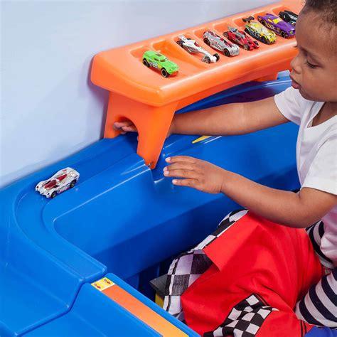 step 2 race car bed set step2 wheels toddler to race car bed blue balzano