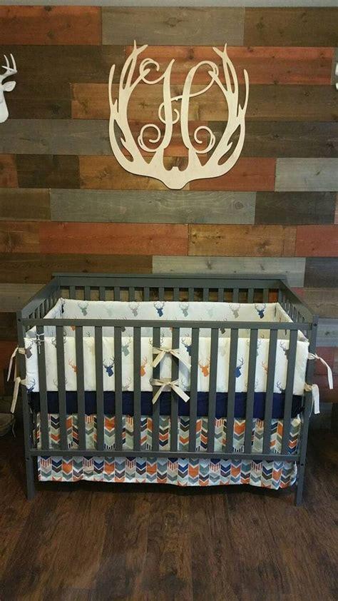 Deer Themed Crib Bedding 18 Best Images About Lodge Decorating On Pinterest