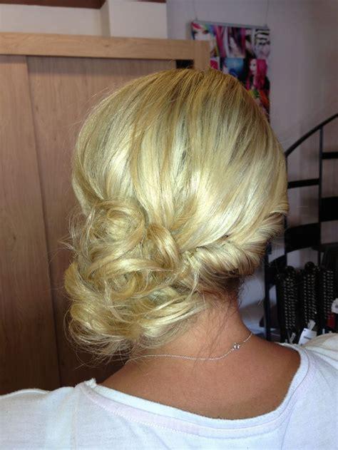 mahogany side bun hair updo bun updo and side buns on pinterest