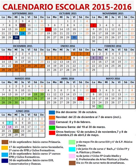 miami dade school calendar 2016 2015 miami dade school calendar search results for miami dade calendario el curso escolar