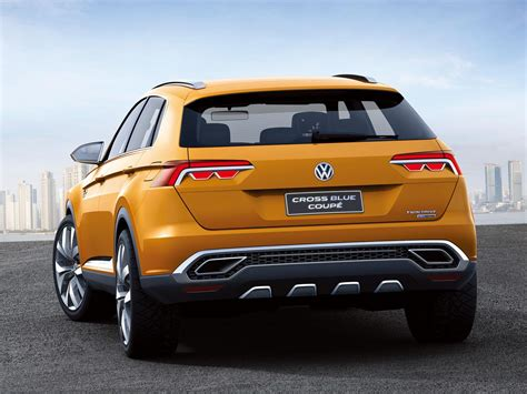 volkswagen crossblue price volkswagen crossblue coupe concept germany s evoque