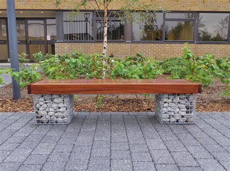 gabion bench elements gabion basket bench seat