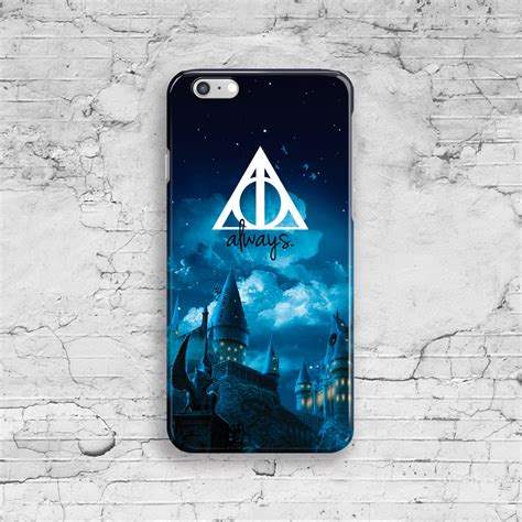 harry potter iphone quote iphone 6 deathly hallows