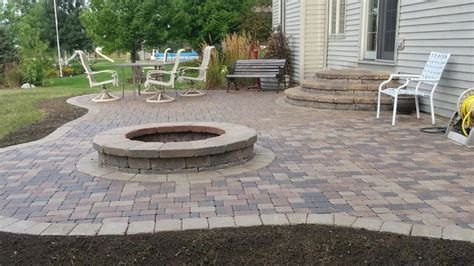 Building A Paver Patio How Much Does It Cost To Build A Paver Patio