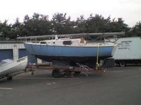 sailboats for sale in ma macwester 26 twin keel 1970 brockton massachusetts