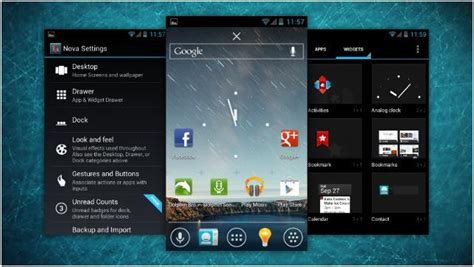 best nova launcher themes 2016 best launchers for android 2017 best android launchers