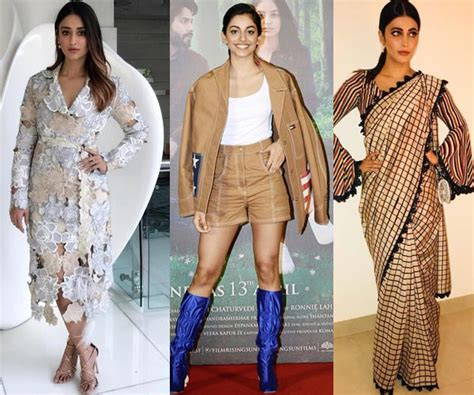 The Week In Review Of Bad Fashion Was She Thinking Second City Style Fashion 5 by Worst Dressed Ileana D Banita Sandhu Shruti Haasan