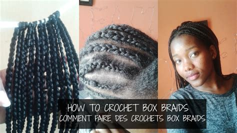 How To Keep Crochet Box Braids From Coming Out | how to keep crochet box braids from coming out how to do