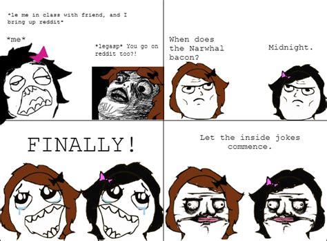 Meme And Rage - rage comics