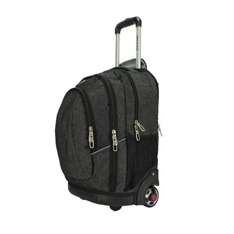 Tass Backpack Cool Design Black cool design fashion laptop trolley bag wheeled travel bag